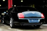"""[Bentley Flying Spur Exhaust Muffler] Steinless floating curl tail &sand blast """"Ksg"""" logo mark with First Cat-back F1 Sound Valvetronic Exhaust System Inner Wolf Ver."""
