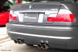 [BMW E46 M3 Exhaust Muffler] Cat-back F1 Sound Valvetronic Exhaust System