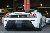 [Ferrari F430 Exhaust Muffler] Header-back & Bypass Cat-Back F1 Sound Valvetronic Exhaust System