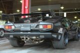 [Lamborghini Countach Anv Exhaust Muffler] F1 Sound Valvetronic Exhaust System