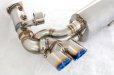 Photo11: [Porsche 997 Turbo Exhaust Muffler] Headers-back F1 Sound Valvetronic Exhaust System