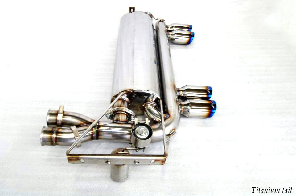 Kreissieg Bmw E46 M3 Cat Back F1 Sound Valvetronic Exhaust