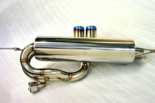 LOTUS Exige S TOYOTA 2ZZ S/C E/G Cat-back F1 Sound Valvetronic Exhaust