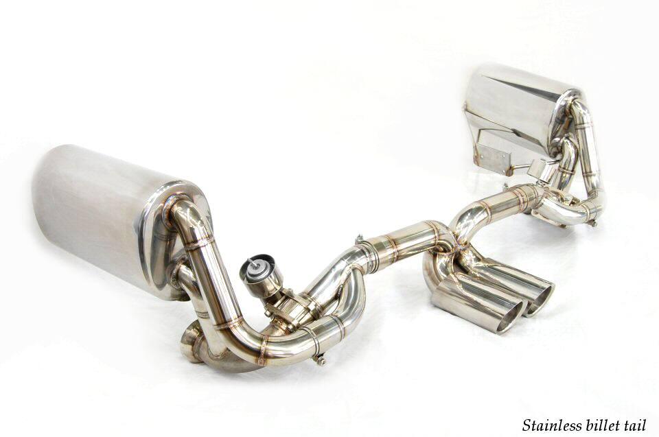 Alfa romeo 147 gta exhaust system 10
