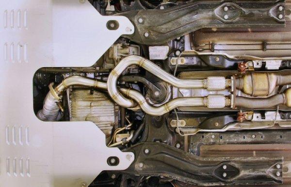 Photo4: [Alfa Romeo 147 Exhaust Muffler] Stainless Isometric Front Pipe