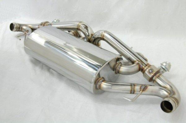 Photo2: [Aston Martin Vantage Exhaust Muffler] First Cat-back F1 Sound Valvetronic Exhaust System