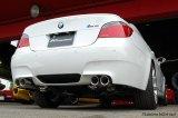 [BMW E60 M5 Exhaust Muffler] First Cat-back F1 Sound Valvetronic Exhaust System