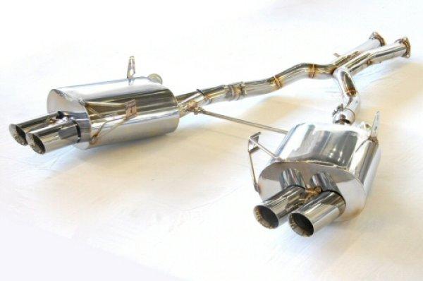 Photo2: [BMW E85 Z4M Exhaust Muffler] First Cat-back F1 Sound Valvetronic Exhaust System