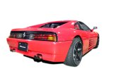 [Ferrari 348 Exhaust Muffler] Cat-Back F1 Sound Valvetronic Exhaust System  Super Howling Ver.
