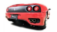 [Ferrari F360 Exhaust] Headers Back F1 Sound Valvetronic Exhaust System Ultimate Howling Ver.
