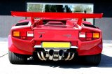 [Lamborghini Countach QV Exhaust Muffler]  F1 Sound Exhaust System.