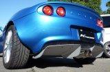 [Lotus Elise Toyota 1ZR Exhaust Muffler] Cat-back F1 Sound Valvetronic Exhaust System