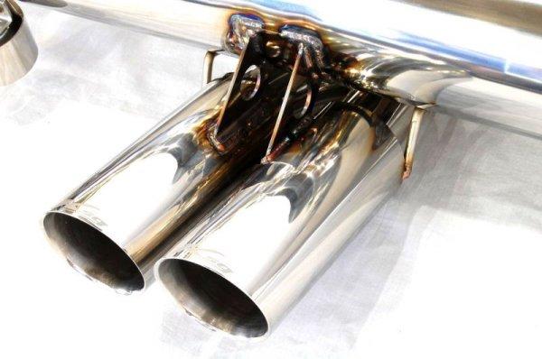 Photo2: [Lotus Evora Exhaust Muffler] Cat-back F1 Sound Valvetronic Exhaust System