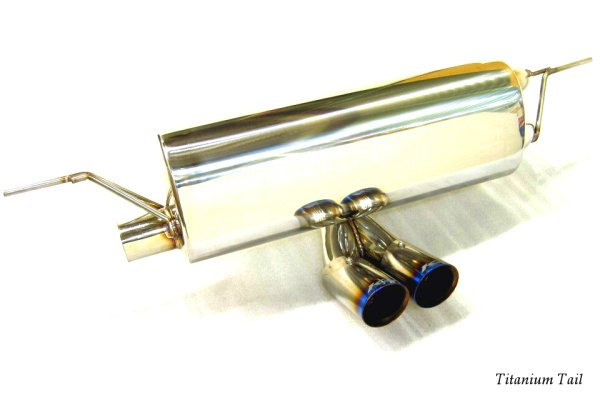 Photo2: [Lotus Exige Exhaust Muffler] Cat-back F1 Sound Valvetronic Exhaust System