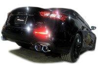 [Maserati Ghibli V6 Exhaust Muffler] Cat-back F1 Sound Valvetronic Exhaust System