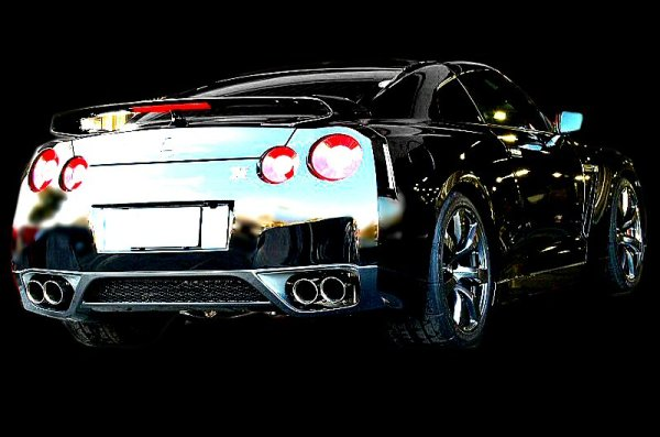 Photo1: [NISSAN GT-R Exhaust Muffler] Cat-Back F1Sound Valvetronic Exhaust System