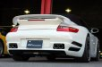 Photo12: [Porsche 997 Turbo Exhaust Muffler] Headers-back F1 Sound Valvetronic Exhaust System (12)