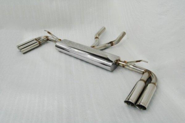 Photo1: [Porsche 955 Cayenne Exhaust Muffler]  F1 Sound Exhaust System Wonder Wolf Vr,