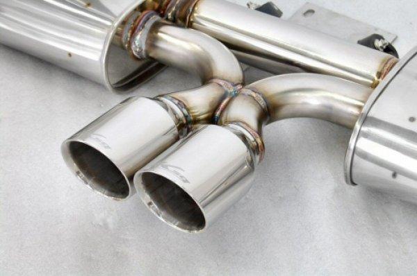 Photo3: [Porsche 987 Cayman Exhaust Muffler] First Cat-back F1 Sound Exhaust System Wonder Wolf Ver.