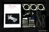 [Porsche 987 Cayman Exhaust Muffler] Ksg Valvetronic Exhaust system repair kit.