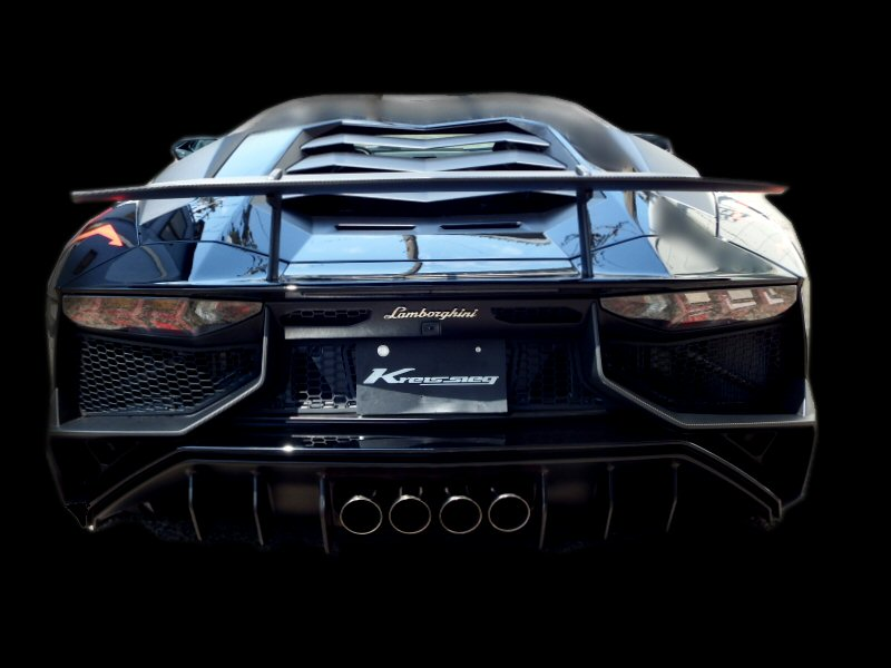 Kreissieg Lamborghini Aventador Lp750 4sv Exhaust Muffler F1 Sound