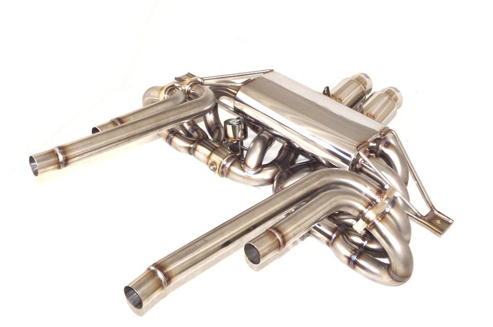 Kreissieg Lamborghini Countach Anv F1sound Valvetronic Exhaust System