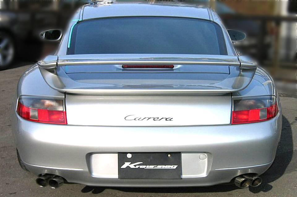 Photo1: [Porsche 996 Carrera Exhaust Muffler] Cat-back F1 Sound Valvetronic Exhaust System