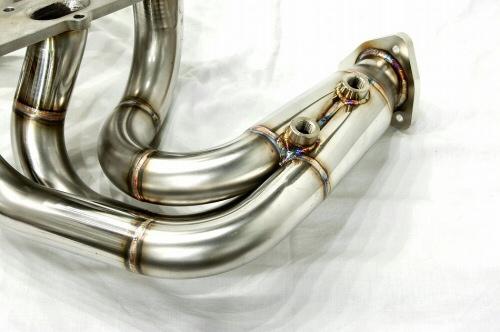Photo4: [Porsche 997 Carrera Exhaust Muffler] Stainless O2 Canceler Headers