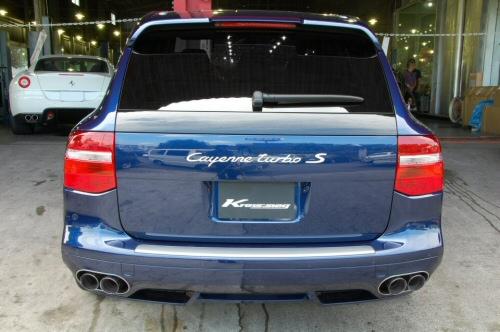 Photo4: [Porsche 957 Cayenne Exhaust Muffler]   F1 Sound Exhaust System Wonder Wolf Ver,